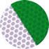 リブ 反射シートカラー 緑